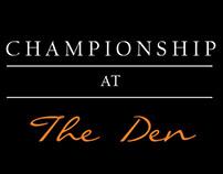 Championship At The Den 2012