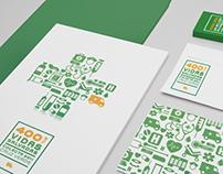 Colecta Cruz Verde 2011 - Branding.