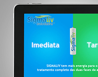 SIGMALIVE                    Introduction for iPad