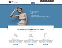 THU - Responsive Wordpress Theme