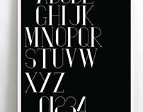 Zephyro Typeface