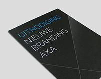 AXA Brand Book & Collaterals