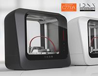 XEOS 3D - The desktop 3D-printing revolution