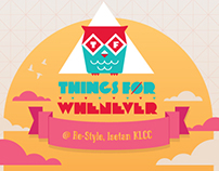 Things for Whenever