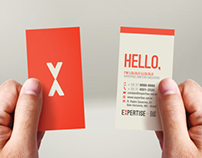 EXPERTISE - Brand Identity