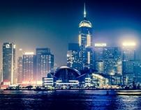 Un-Urban Places: Hong Kong