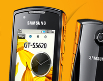 Samsung Star 3G - HotSite