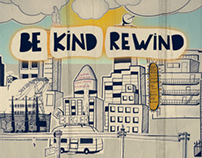 Be Kind Rewind Titles