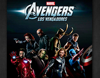 App Facebook | The Avengers | Create Cover Image