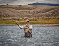 Fly Fishing on the Miracle Mile