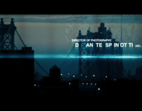 Deception Title Sequence