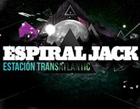 espiral jack CD COVER