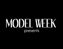 Model week video and Web photo