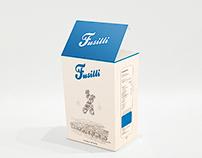 Italian pasta package design