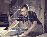Métiers d'art du Québec - Website