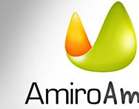 Making AmiroAmani logo