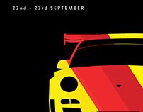 Blancpain Nurburgring Poster