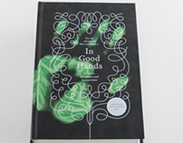 A book that grows green in your hands