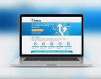 Logo and web design Solikup