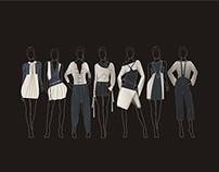 Selected college collections (women)