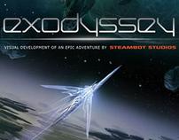 EXODYSSEY: ARTBOOK
