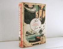 Bookjacket design & illustration