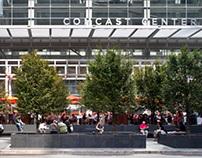 Comcast Center Plaza