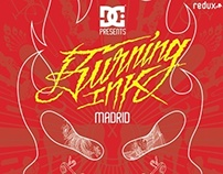 DC Burning Ink Madrid 2012