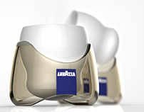 Lavazza coffee cup concept