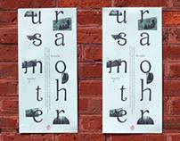 Arcadia Typeface