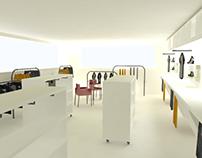 Quicksilver Showroom