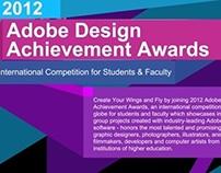 Adobe Design Achievement Awards