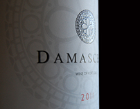 Damasceno Red Wine - Damasceno Winery Palmela-Portugal