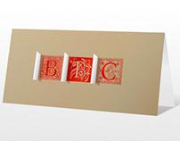 BBC Christmas Card ( © Blast Design )