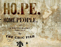Ho.Pe. // A project by The Chic Fish
