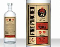 Fire Puncher Vodka