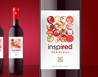 Inspired Red Wine