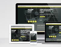 Future Living Made Easy Website