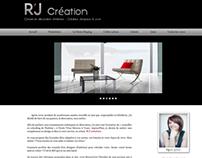 Site web rjcreation.com