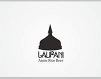 Branding : Local Assamese Beer - LAUPANI