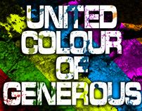 United colour Of Generous