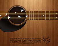 Teach me to sing