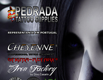 Pedrada Tattoo Supplies