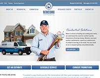 Newcomb & Company Website