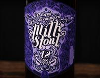 Left Hand Brewing Co. - Milk Stout