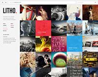 Litho | WordPress Theme