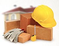 Arkom - building company website