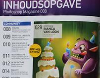 Interview Photoshop Magazine 8