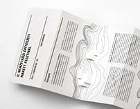 II. Architectural Model Festival Brochure