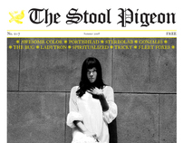 Kid Sister - Cover Feature - The Stool Pigeon